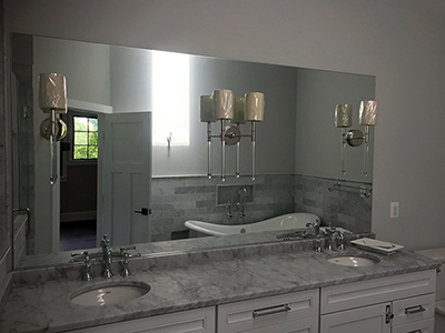 Custom Mirrors So MD